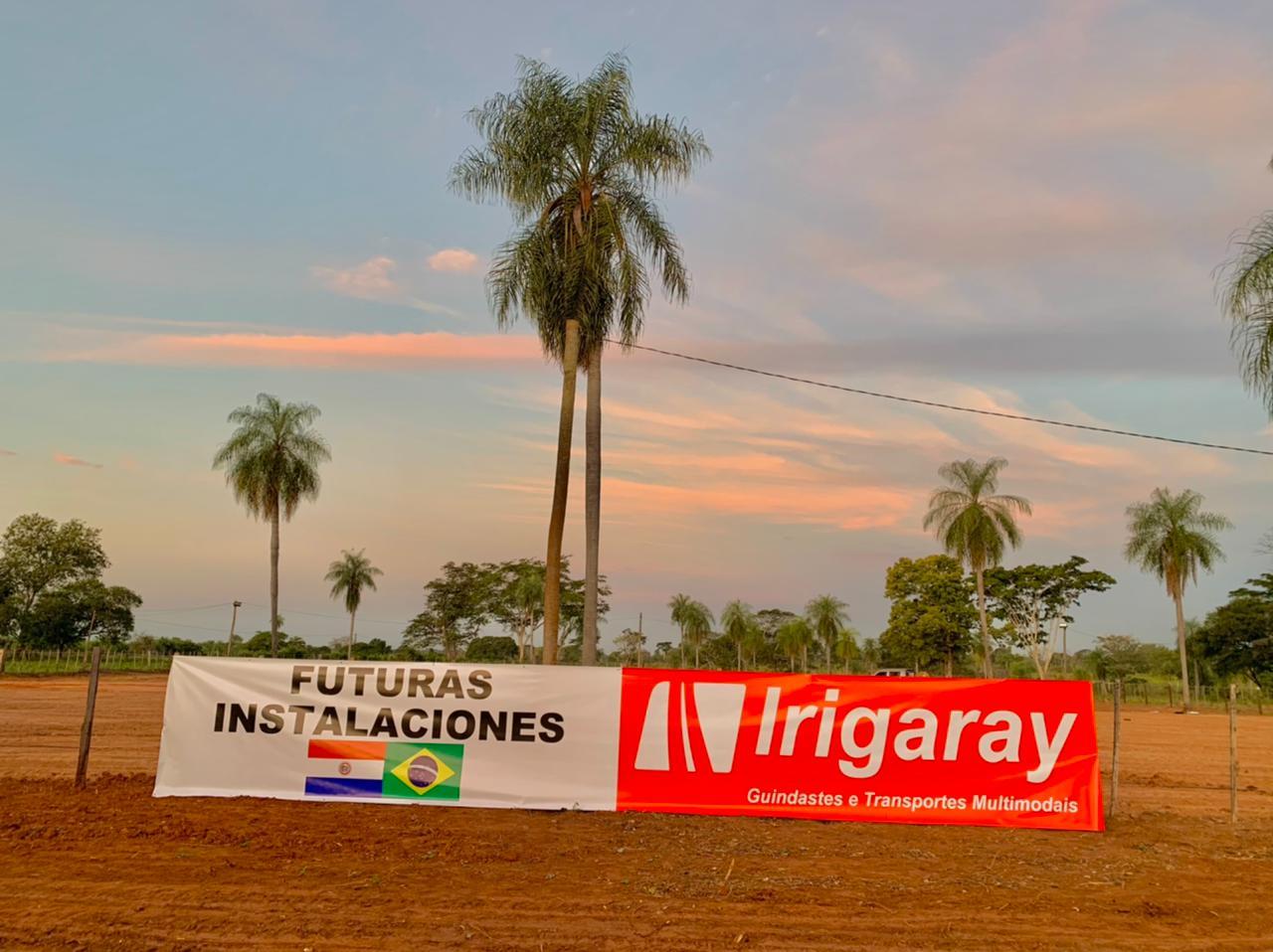 Nueva Sucursal - Paraguay